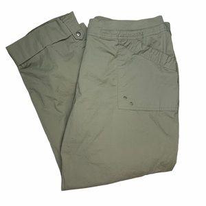 Chico's lightweight adjustable pants- size 12